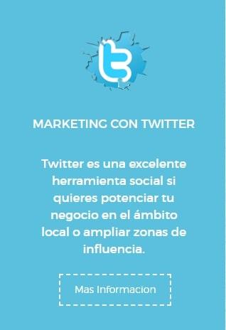 Marketing con Twitter