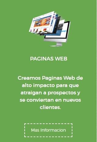 Crear Paginas Web